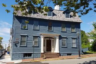 56 Pelham Street, Newport RI