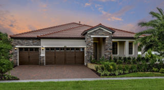 The Landings at Lake Parker by K Hovnanian Homes