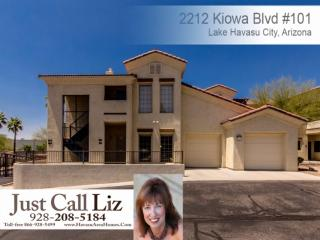 2212 Kiowa Boulevard North #101, Lake Havasu City AZ