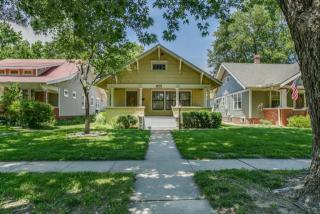 837 North Carter Street, Wichita KS
