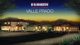 Valle Prado The Trails by D.R. Horton