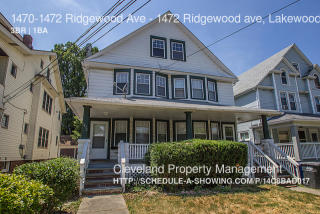 1470 Ridgewood Ave, Lakewood, OH 44107