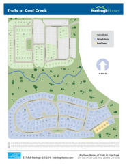 Trails at Coal Creek: The Alpine Collection by Meritage Homes