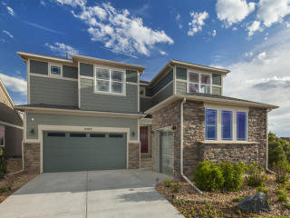 Mail Creek: The Trail Collection by Meritage Homes