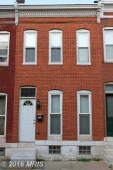 1719 Clarkson Street, Baltimore MD