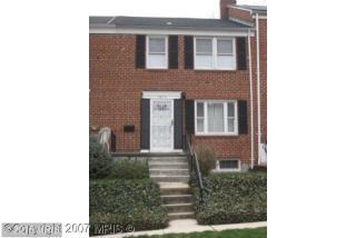 3814 Elkader Road, Baltimore MD
