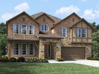 Trinity Falls - Parkside Collection by Meritage Homes