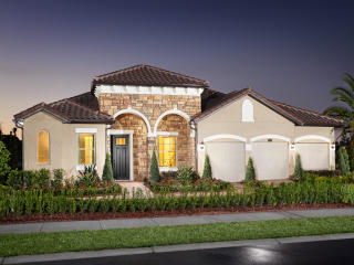 Oviedo Gardens by Meritage Homes