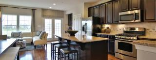 Linton At Ballenger Townhomes by Ryan Homes