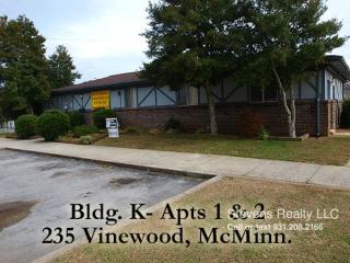 235 Vinewood Rd, McMinnville, TN 37110