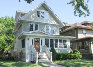 824 South Kenilworth Avenue, Oak Park IL