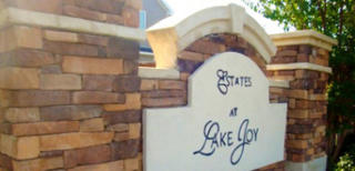 Estates at Lake Joy by Comfort Homes