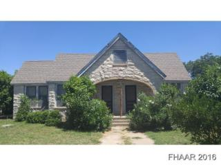 107 West 2nd Street, Lampasas TX
