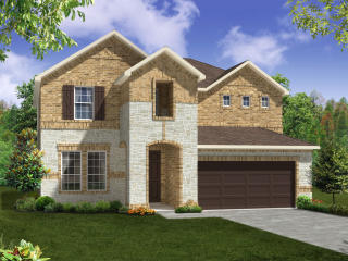 The Oaks of Northchase by Meritage Homes