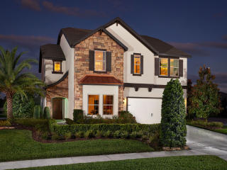 Seven Oaks by Meritage Homes