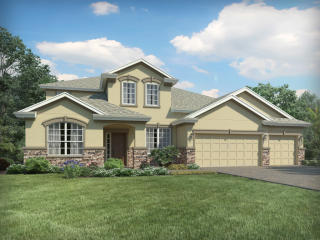Presidents Pointe by Meritage Homes