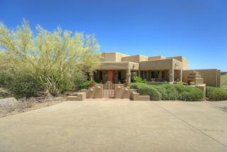 35038 North El Sendero Road, Carefree AZ