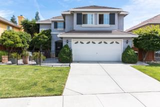 1444 Gable Ct, Tracy CA  95376-8619 exterior