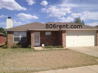 2517 108th Dr, Lubbock, TX 79423