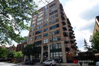 1322 South Wabash Avenue #PH2, Chicago IL