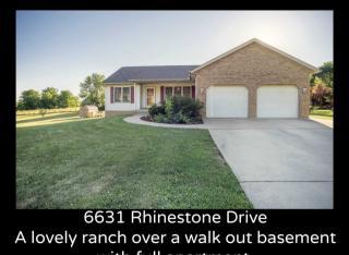 6631 Rhinestone Drive, Ellettsville IN