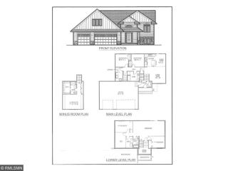 Lot 2 Blk 3 Monarch Avenue, Chisago Lake Township MN