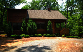 124 Chancey Court, Mineral Bluff GA