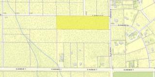 Cor Avenue S12 116th, Littlerock CA