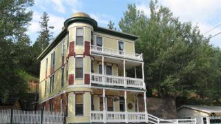1729 Minnekahta Avenue, Hot Springs SD