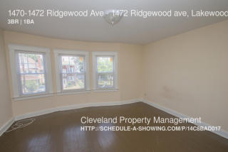 1470-1472 Ridgewood Ave, Lakewood, OH 44107