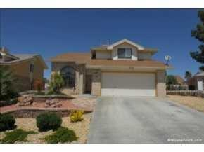 7129 Feather Hawk Dr, El Paso, TX 79912