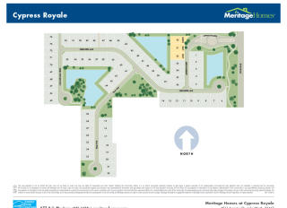 Cypress Royale by Meritage Homes