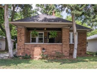 2420 East 57th Street, Indianapolis IN