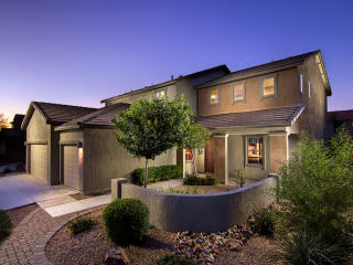 Encore at Madera Highlands by Meritage Homes