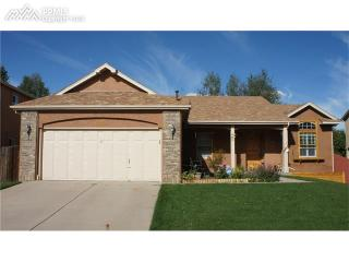 3140 Boothill Drive, Colorado Springs CO