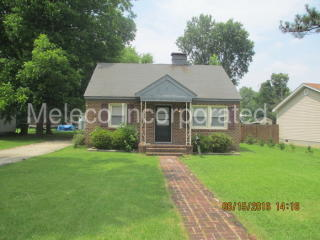 1412 E Chaloner Dr, Roanoke Rapids, NC 27870