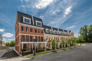 Gallery Towns by Bozzuto Homes
