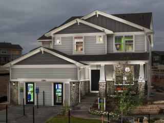 Water Valley by Meritage Homes
