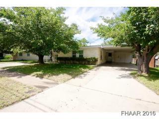 805 Terrace Drive, Killeen TX