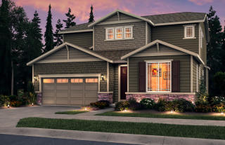 EaglePointe - Snoqualmie Ridge by Pulte Homes