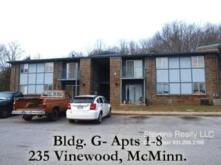 235 Vinewood Rd #G 4, McMinnville, TN 37110