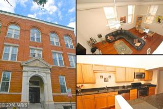112 East West Street #102, Baltimore MD