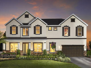 Lester Ridge by Meritage Homes