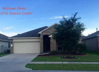 8731 Sunrise Canter Drive, Tomball TX