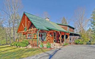 456 White Pine Trail, Suches GA