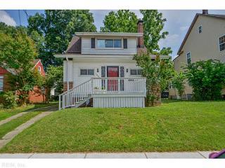 1805 Montclair Avenue, Norfolk VA