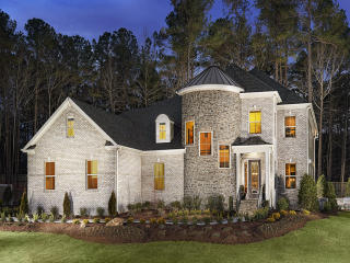 Trenton Pointe at Umstead by Meritage Homes