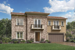 Toll Brothers at Robertson Ranch - The Terraces by Toll Brothers