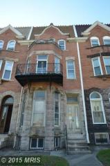 3306 Auchentoroly Terrace, Baltimore MD