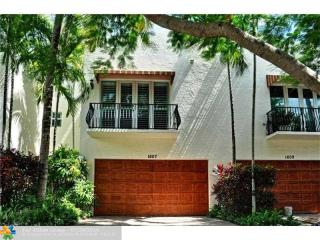 1607 Northeast 9th Street, Fort Lauderdale FL